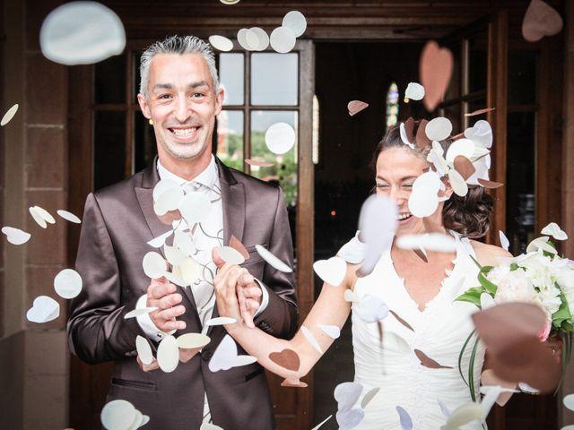 Le mariage de Yohan et Julie à Liergues, Rhône 6