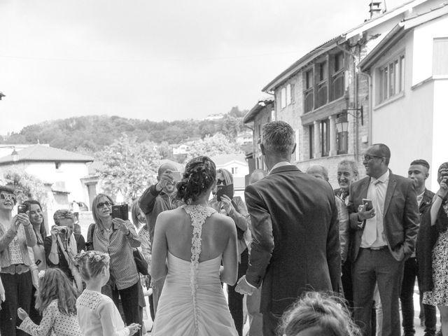 Le mariage de Yohan et Julie à Liergues, Rhône 9
