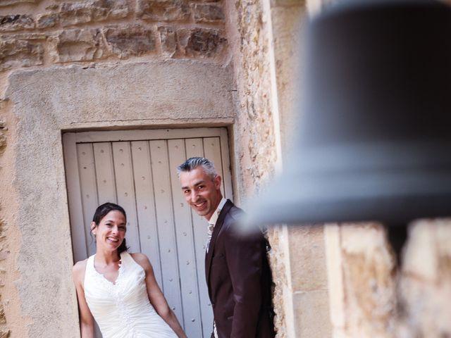 Le mariage de Yohan et Julie à Liergues, Rhône 20