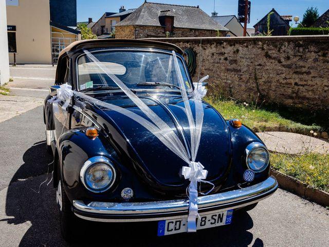 Le mariage de Steven et Ingrid à Goven, Ille et Vilaine 33