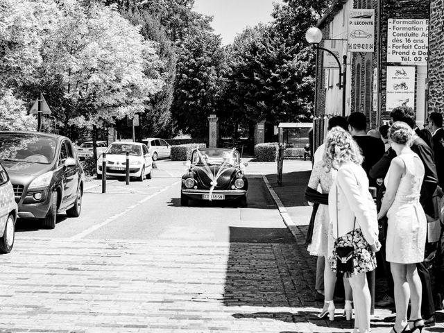 Le mariage de Steven et Ingrid à Goven, Ille et Vilaine 34
