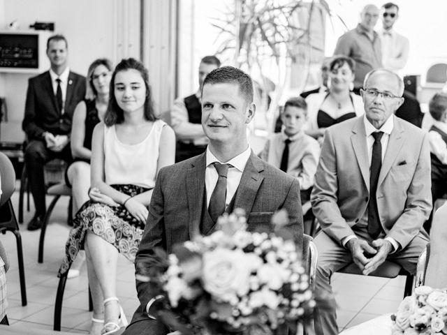 Le mariage de Steven et Ingrid à Goven, Ille et Vilaine 35