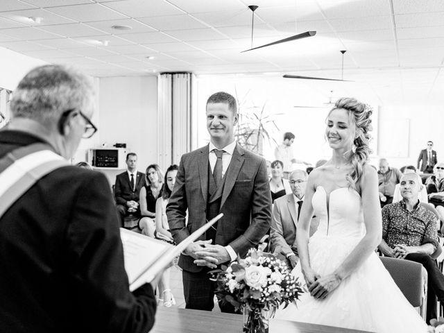 Le mariage de Steven et Ingrid à Goven, Ille et Vilaine 36