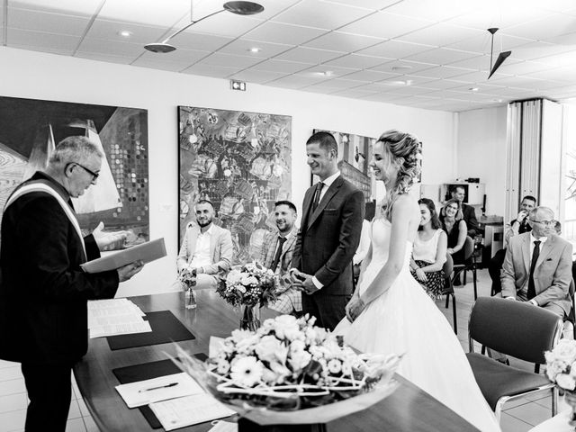 Le mariage de Steven et Ingrid à Goven, Ille et Vilaine 37