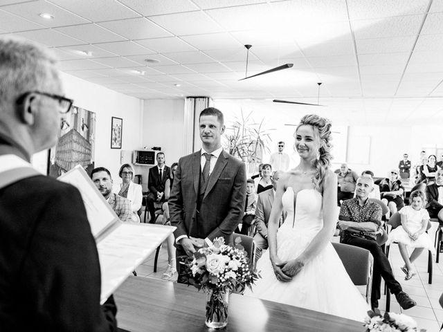 Le mariage de Steven et Ingrid à Goven, Ille et Vilaine 38