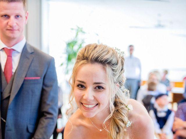 Le mariage de Steven et Ingrid à Goven, Ille et Vilaine 40