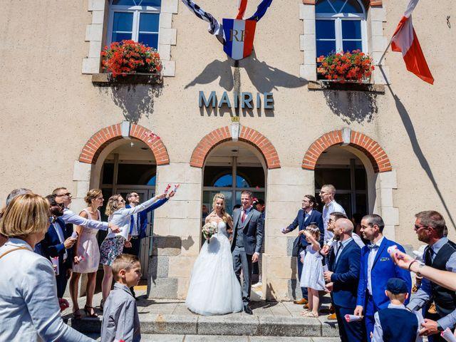 Le mariage de Steven et Ingrid à Goven, Ille et Vilaine 42
