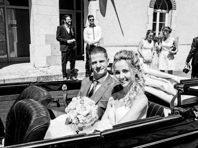 Le mariage de Steven et Ingrid à Goven, Ille et Vilaine 45
