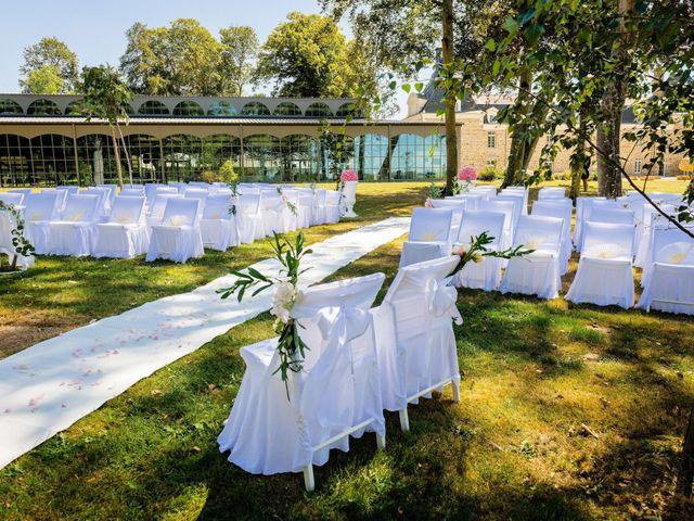 Le mariage de Steven et Ingrid à Goven, Ille et Vilaine 50