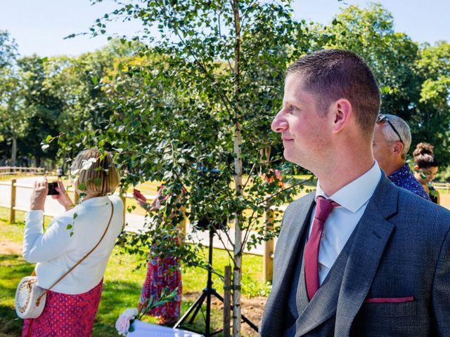 Le mariage de Steven et Ingrid à Goven, Ille et Vilaine 55