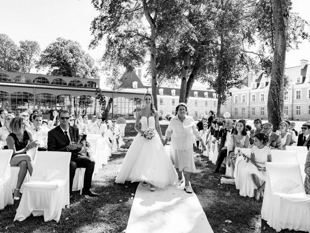 Le mariage de Steven et Ingrid à Goven, Ille et Vilaine 56