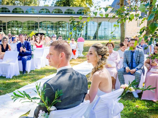 Le mariage de Steven et Ingrid à Goven, Ille et Vilaine 57