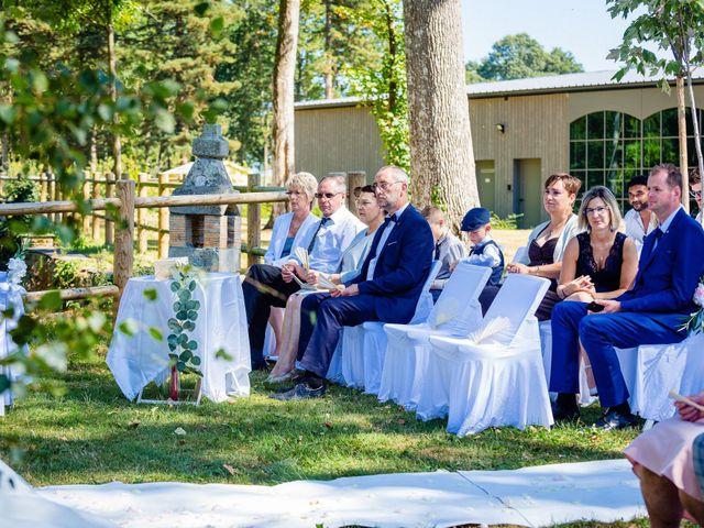 Le mariage de Steven et Ingrid à Goven, Ille et Vilaine 60