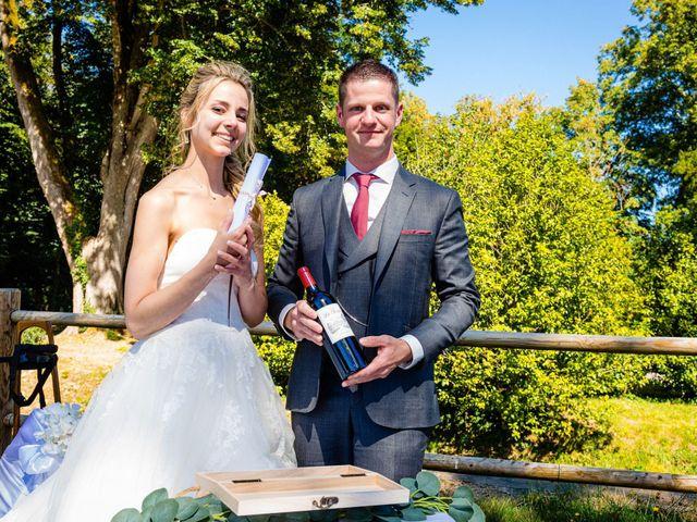 Le mariage de Steven et Ingrid à Goven, Ille et Vilaine 61