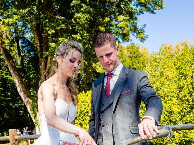 Le mariage de Steven et Ingrid à Goven, Ille et Vilaine 63