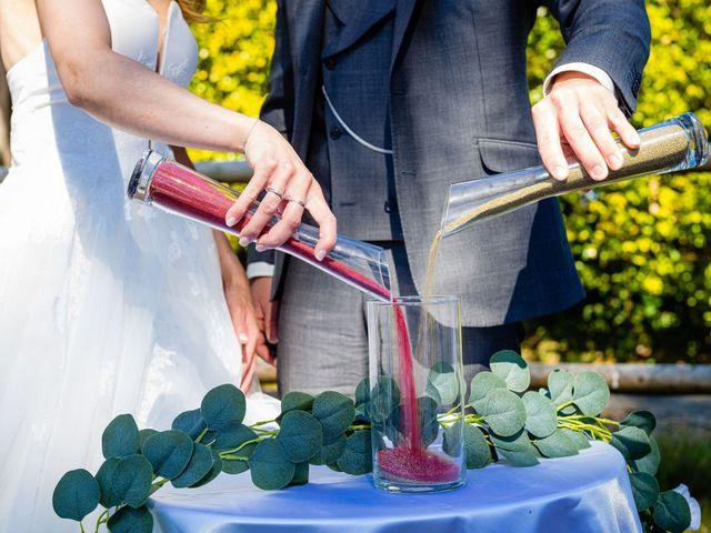 Le mariage de Steven et Ingrid à Goven, Ille et Vilaine 64
