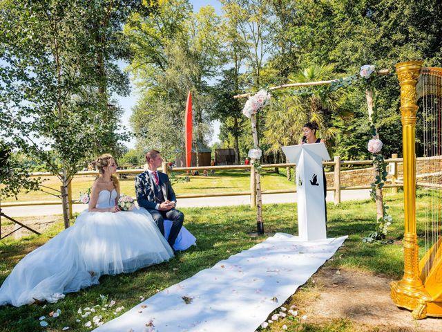 Le mariage de Steven et Ingrid à Goven, Ille et Vilaine 66