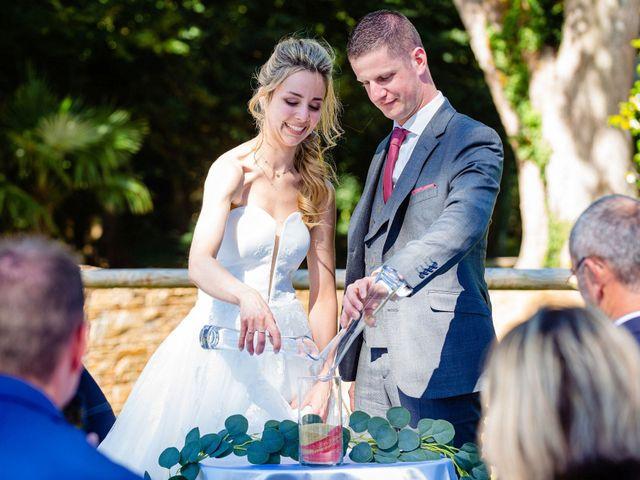 Le mariage de Steven et Ingrid à Goven, Ille et Vilaine 71