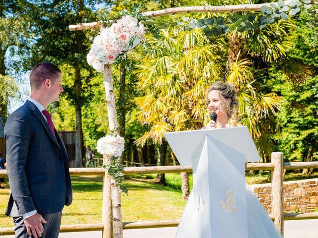 Le mariage de Steven et Ingrid à Goven, Ille et Vilaine 76