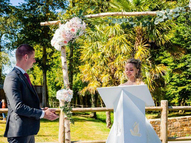 Le mariage de Steven et Ingrid à Goven, Ille et Vilaine 78