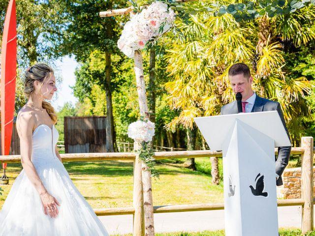 Le mariage de Steven et Ingrid à Goven, Ille et Vilaine 79