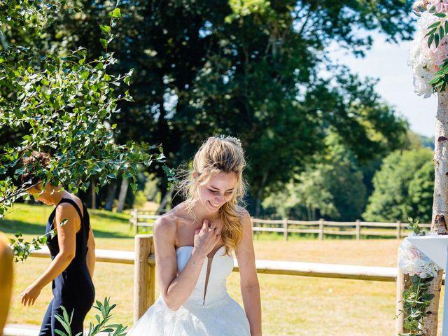 Le mariage de Steven et Ingrid à Goven, Ille et Vilaine 80