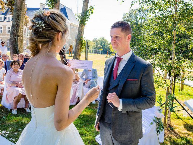 Le mariage de Steven et Ingrid à Goven, Ille et Vilaine 82