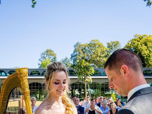 Le mariage de Steven et Ingrid à Goven, Ille et Vilaine 84