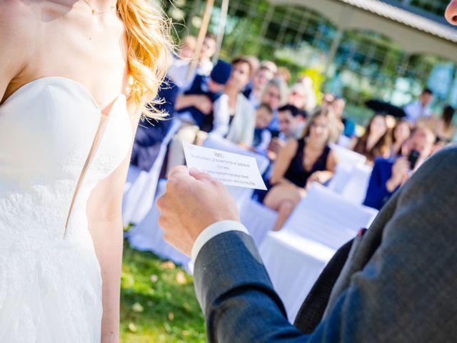 Le mariage de Steven et Ingrid à Goven, Ille et Vilaine 85