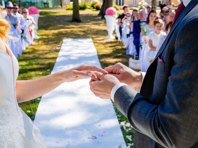Le mariage de Steven et Ingrid à Goven, Ille et Vilaine 87