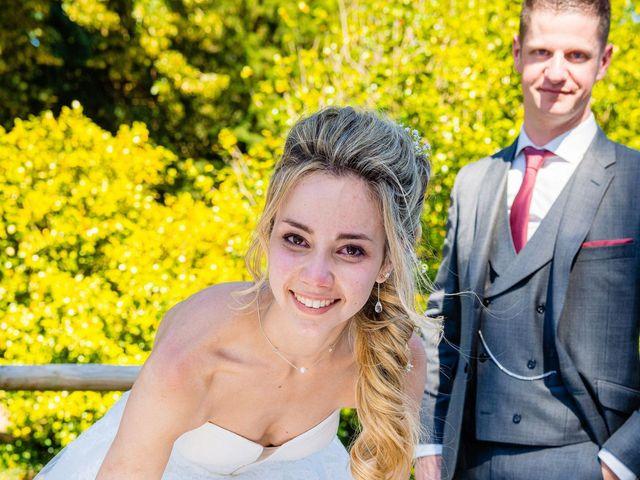 Le mariage de Steven et Ingrid à Goven, Ille et Vilaine 88