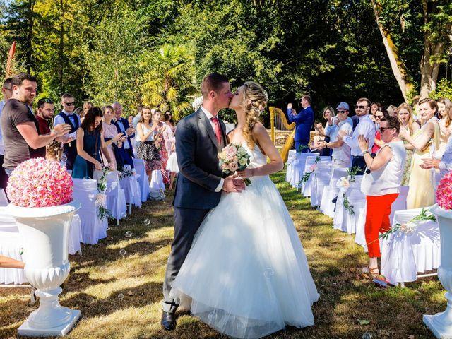 Le mariage de Steven et Ingrid à Goven, Ille et Vilaine 93