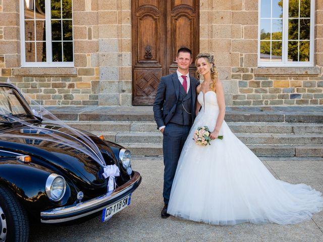 Le mariage de Steven et Ingrid à Goven, Ille et Vilaine 99