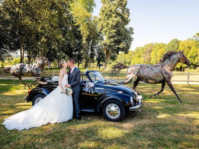 Le mariage de Ingrid et Steven