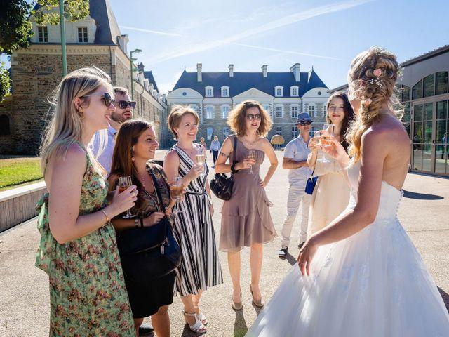 Le mariage de Steven et Ingrid à Goven, Ille et Vilaine 105