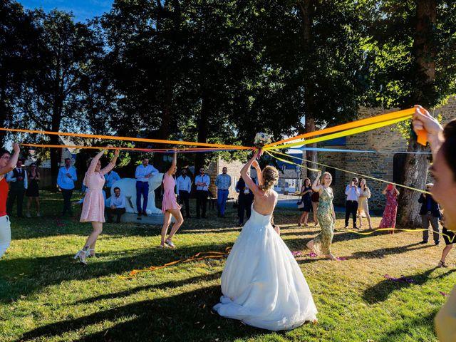 Le mariage de Steven et Ingrid à Goven, Ille et Vilaine 130