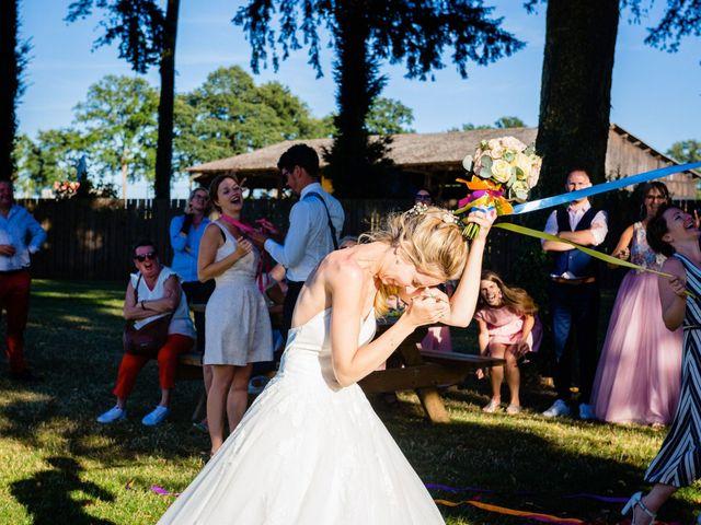 Le mariage de Steven et Ingrid à Goven, Ille et Vilaine 131