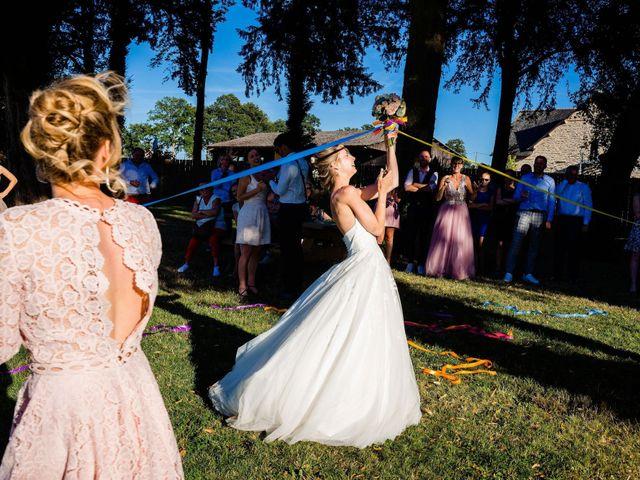 Le mariage de Steven et Ingrid à Goven, Ille et Vilaine 132