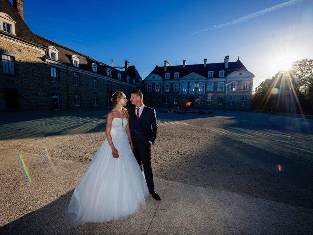 Le mariage de Steven et Ingrid à Goven, Ille et Vilaine 135