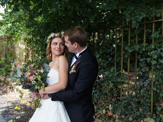 Le mariage de Margaux et Florian