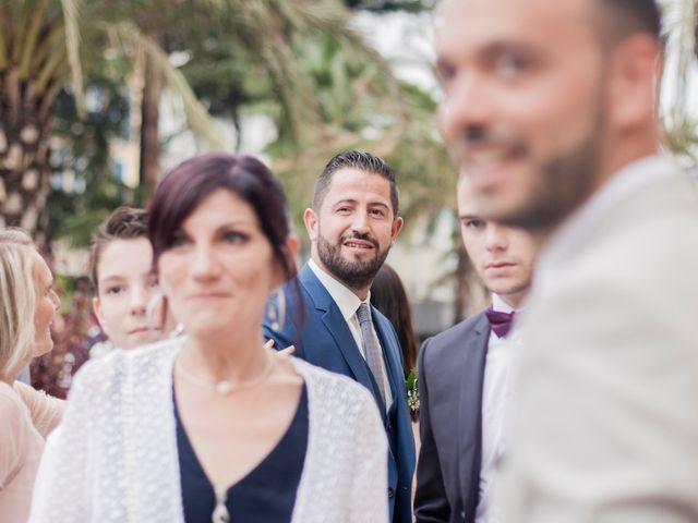 Le mariage de Romain et Alvina à Hyères, Var 13