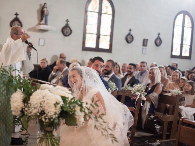 Le mariage de Romain et Alvina à Hyères, Var 1