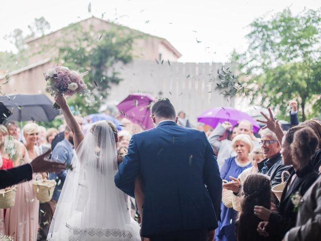 Le mariage de Romain et Alvina à Hyères, Var 2