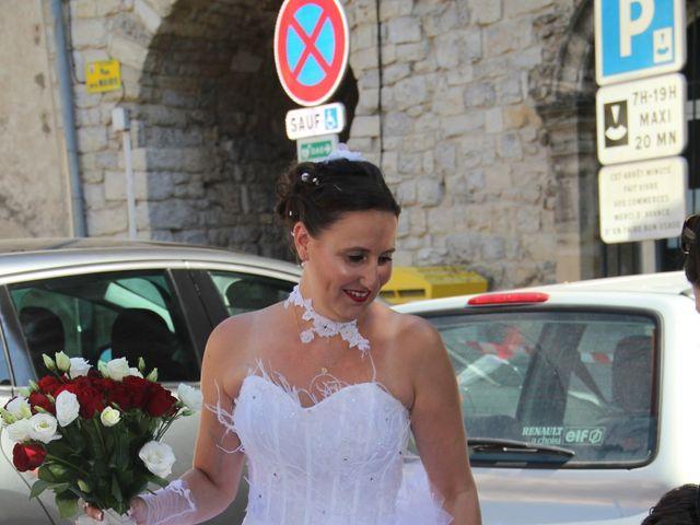 Le mariage de Romuald et Virginie à Clarensac, Gard 3