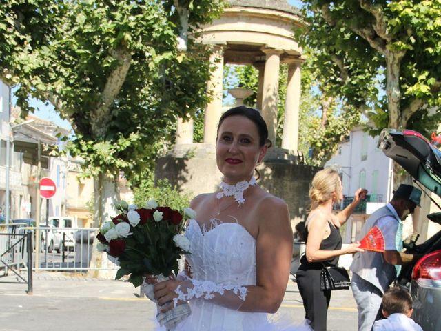 Le mariage de Romuald et Virginie à Clarensac, Gard 6