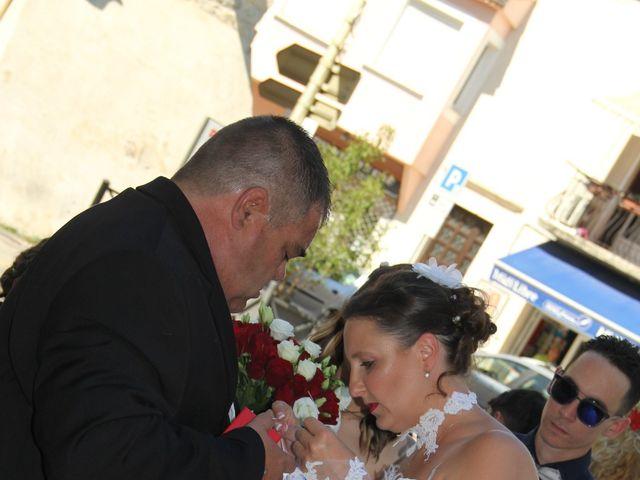 Le mariage de Romuald et Virginie à Clarensac, Gard 10