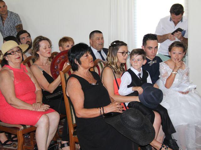 Le mariage de Romuald et Virginie à Clarensac, Gard 19