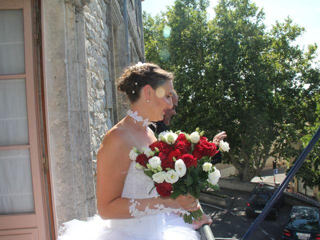Le mariage de Romuald et Virginie à Clarensac, Gard 42