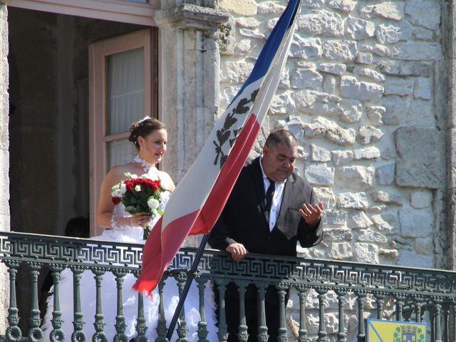 Le mariage de Romuald et Virginie à Clarensac, Gard 44