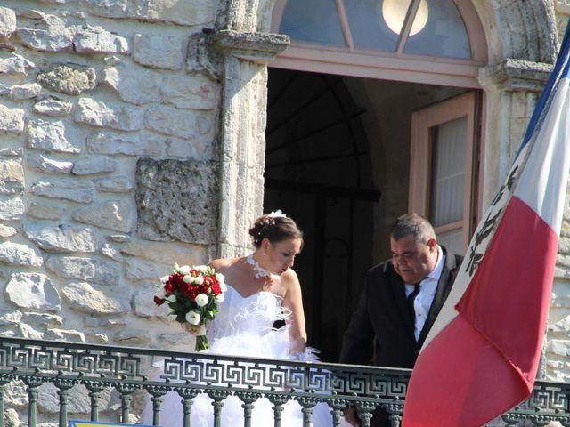 Le mariage de Romuald et Virginie à Clarensac, Gard 46